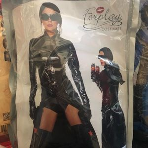 COPY - Matrix Halloween costume with accessories